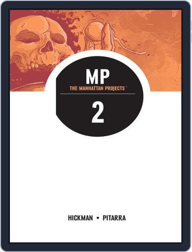 The Manhattan Projects April 17th, 2013 Digital Back Issue Cover