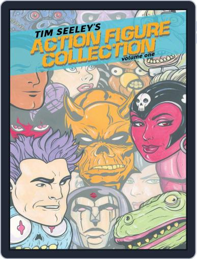 Tim Seeley's Action Figure Collection Magazine (Digital) August 23rd, 2017 Issue Cover