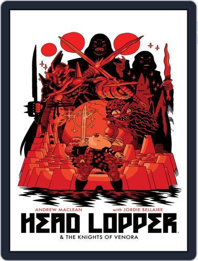 Head Lopper Magazine (Digital) September 18th, 2019 Issue Cover