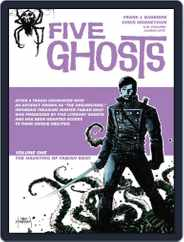 Five Ghosts Magazine (Digital) Subscription September 18th, 2013 Issue