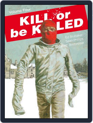 Kill Or Be Killed August 15th, 2018 Digital Back Issue Cover
