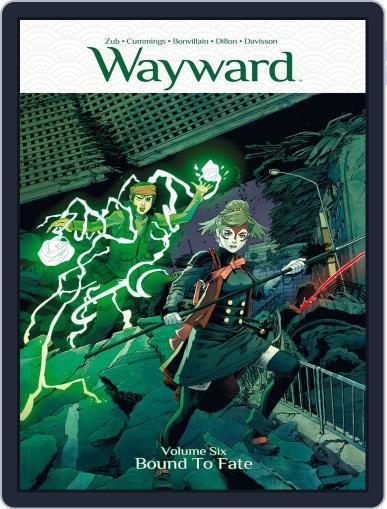 Wayward Magazine (Digital) December 5th, 2018 Issue Cover