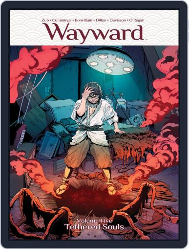 Wayward Magazine (Digital) January 31st, 2018 Issue Cover