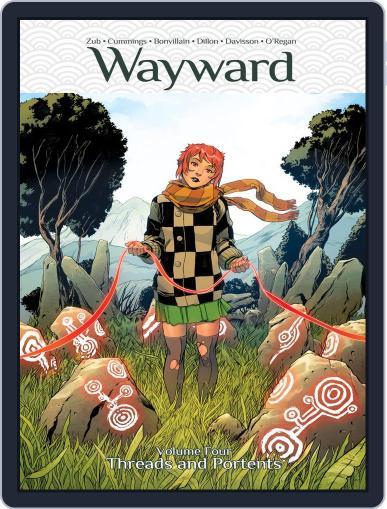 Wayward Magazine (Digital) March 1st, 2017 Issue Cover