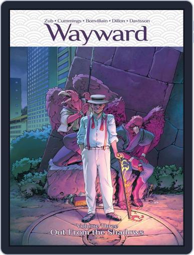 Wayward Magazine (Digital) May 25th, 2016 Issue Cover