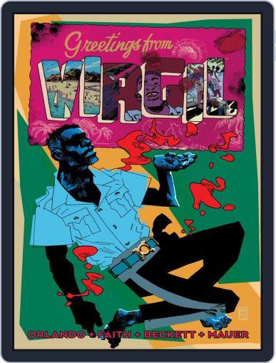 Virgil Magazine (Digital) September 9th, 2015 Issue Cover