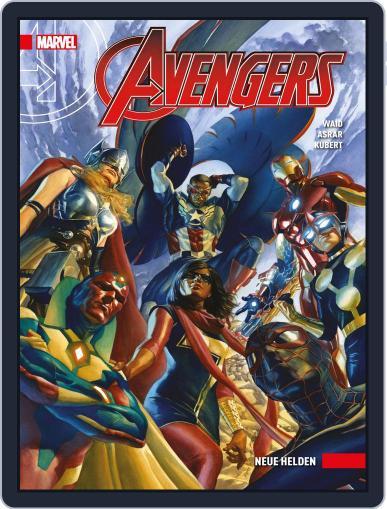 Avengers: Neue Helden DE June 13th, 2017 Digital Back Issue Cover