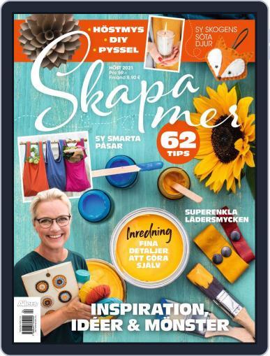 Allers Skapamer Magazine (Digital) August 31st, 2021 Issue Cover