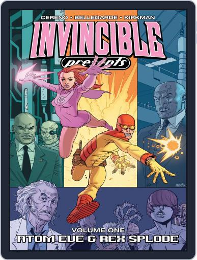 Invincible Presents Magazine (Digital) July 14th, 2010 Issue Cover