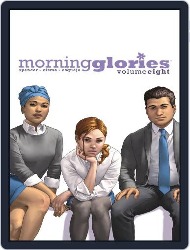 Morning Glories March 25th, 2015 Digital Back Issue Cover