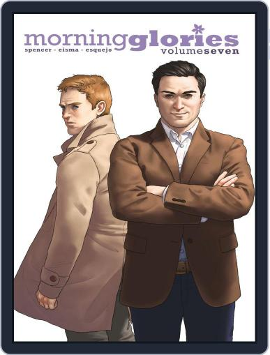 Morning Glories June 4th, 2014 Digital Back Issue Cover