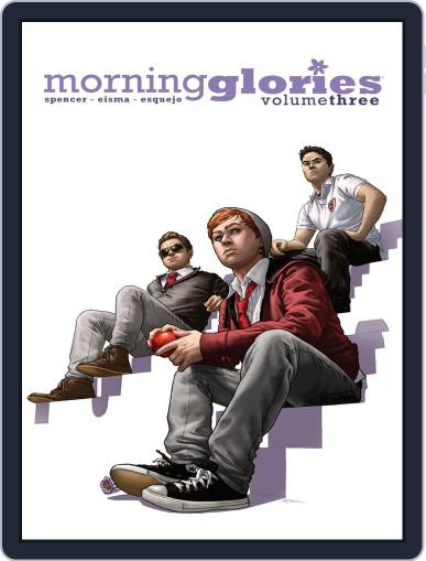 Morning Glories Magazine (Digital) June 27th, 2012 Issue Cover