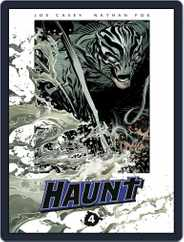 Haunt Magazine (Digital) Subscription October 10th, 2012 Issue