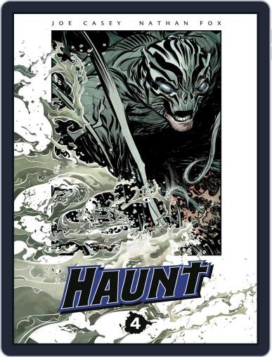Haunt October 10th, 2012 Digital Back Issue Cover
