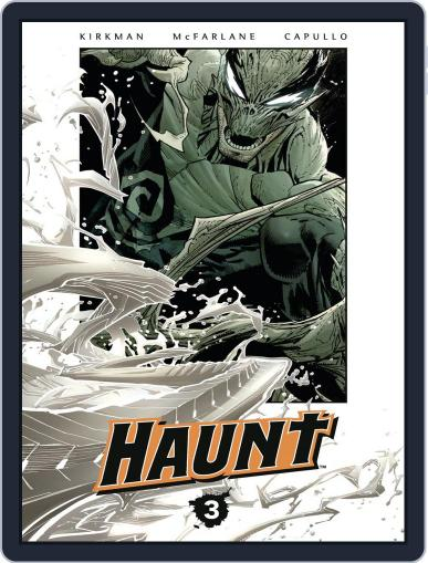 Haunt Magazine (Digital) May 23rd, 2012 Issue Cover