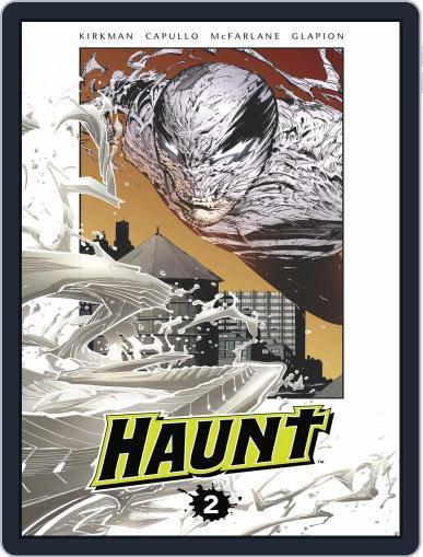 Haunt Magazine (Digital) February 9th, 2011 Issue Cover