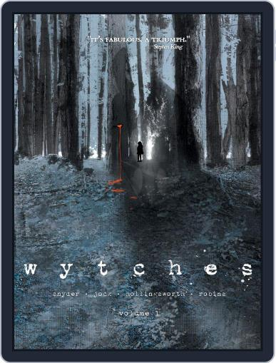 Wytches Magazine (Digital) June 24th, 2015 Issue Cover