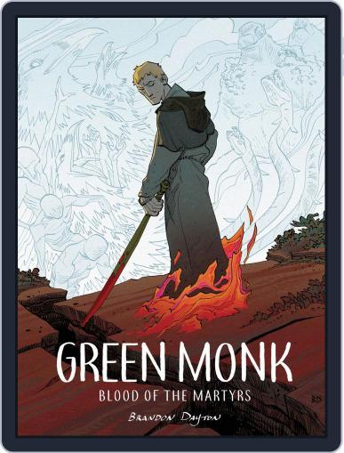 Green Monk Magazine (Digital) September 26th, 2018 Issue Cover