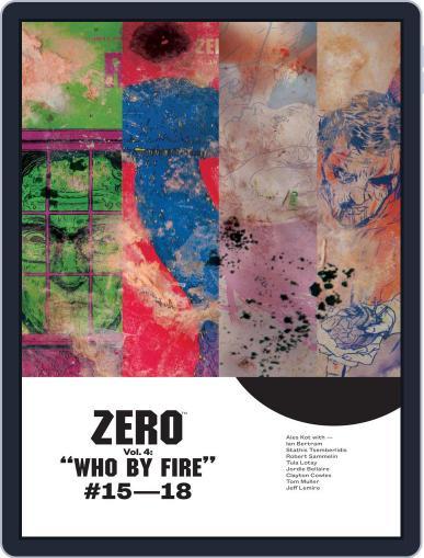Zero Magazine (Digital) July 29th, 2015 Issue Cover