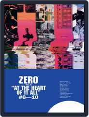 Zero Magazine (Digital) Subscription September 10th, 2014 Issue
