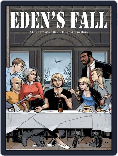 Eden's Fall Magazine (Digital) January 4th, 2017 Issue Cover