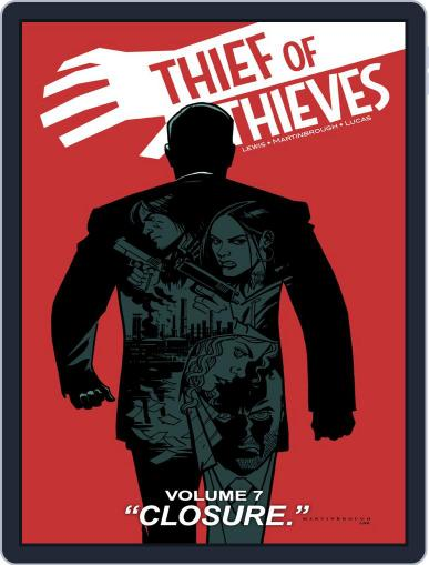 Thief Of Thieves Magazine (Digital) August 7th, 2019 Issue Cover