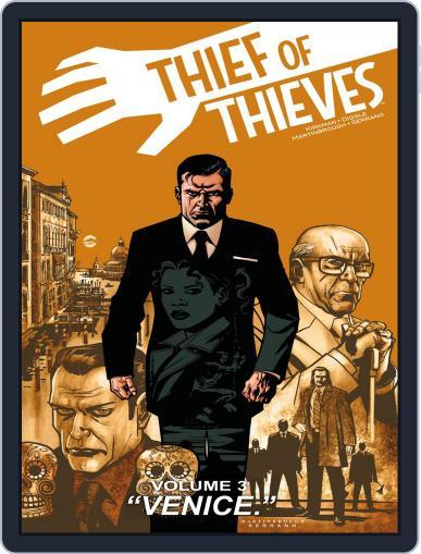 Thief Of Thieves Magazine (Digital) February 26th, 2014 Issue Cover