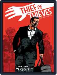 Thief Of Thieves Magazine (Digital) Subscription September 5th, 2012 Issue