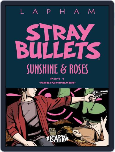 Stray Bullets: Sunshine & Roses May 2nd, 2018 Digital Back Issue Cover