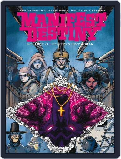 Manifest Destiny Magazine (Digital) October 3rd, 2018 Issue Cover