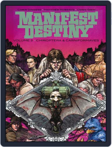 Manifest Destiny Magazine (Digital) February 3rd, 2016 Issue Cover