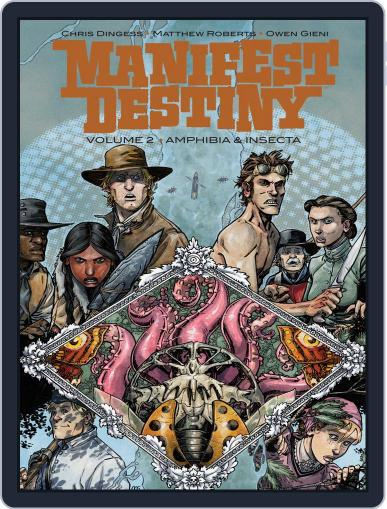 Manifest Destiny January 14th, 2015 Digital Back Issue Cover
