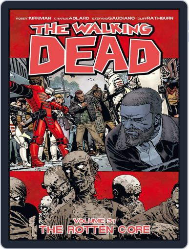 The Walking Dead Magazine (Digital) March 6th, 2019 Issue Cover