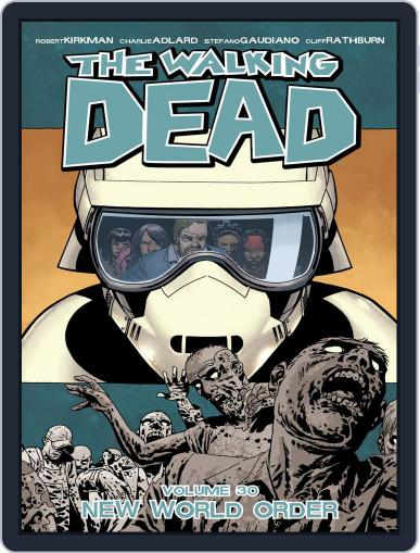 The Walking Dead Magazine (Digital) September 5th, 2018 Issue Cover
