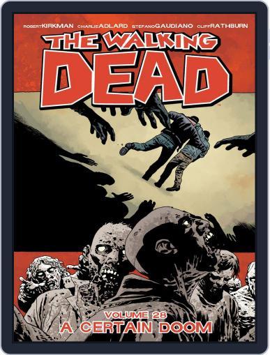 The Walking Dead Magazine (Digital) September 27th, 2017 Issue Cover