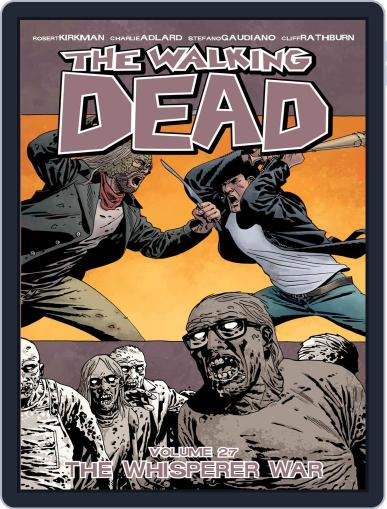 The Walking Dead Magazine (Digital) March 1st, 2017 Issue Cover