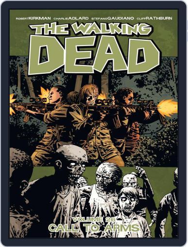 The Walking Dead Magazine (Digital) September 14th, 2016 Issue Cover