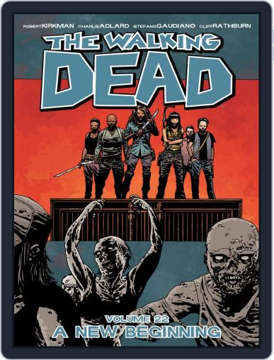 The Walking Dead November 5th, 2014 Digital Back Issue Cover