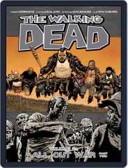 The Walking Dead Magazine (Digital) Subscription July 23rd, 2014 Issue