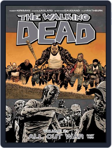 The Walking Dead Magazine (Digital) July 23rd, 2014 Issue Cover
