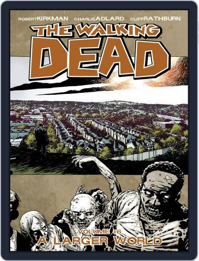 The Walking Dead Magazine (Digital) June 6th, 2012 Issue Cover