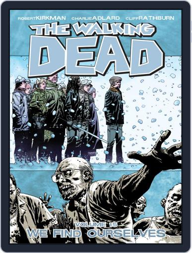 The Walking Dead Magazine (Digital) December 14th, 2011 Issue Cover