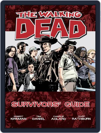The Walking Dead October 19th, 2011 Digital Back Issue Cover
