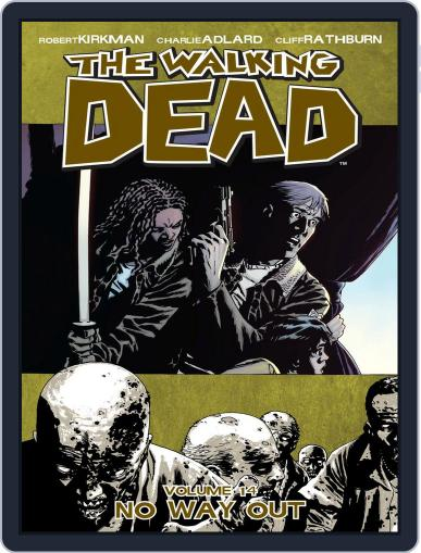 The Walking Dead Magazine (Digital) June 15th, 2011 Issue Cover