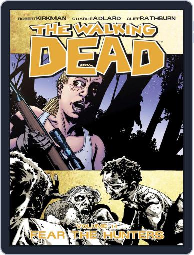 The Walking Dead Magazine (Digital) December 6th, 2010 Issue Cover