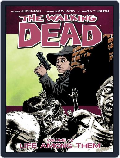 The Walking Dead Magazine (Digital) July 21st, 2010 Issue Cover