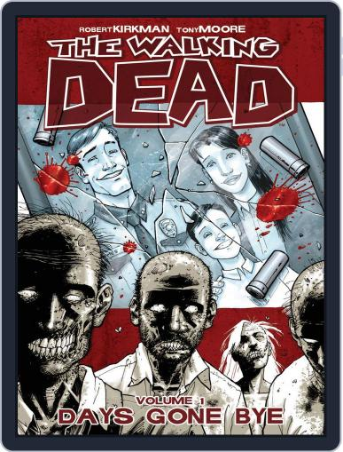 The Walking Dead Magazine (Digital) May 12th, 2004 Issue Cover