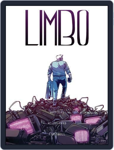 Limbo June 1st, 2016 Digital Back Issue Cover
