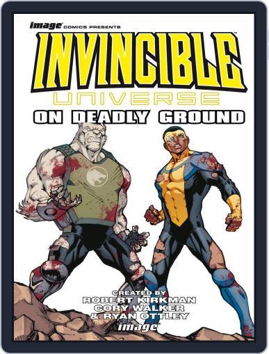 Invincible Universe Magazine (Digital) November 6th, 2013 Issue Cover