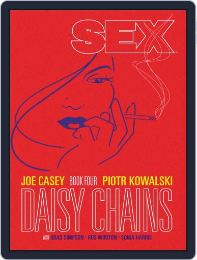 Sex January 27th, 2016 Digital Back Issue Cover